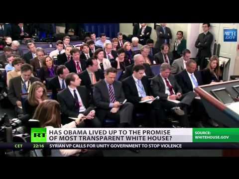 Obama administration dodges transparency promise