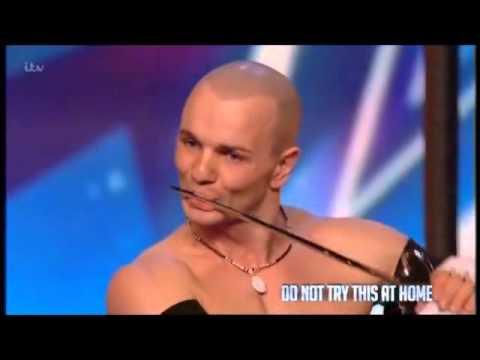 ALEX MAGALA   Britain's Got Talent 2016
