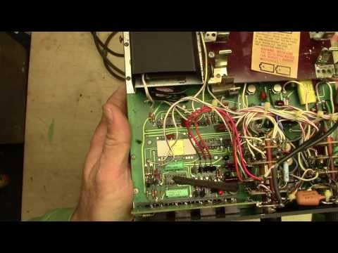 Salvaging Electronic Components
