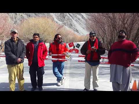 Cherry Blossom | Sakura | in Hunza Valley | March 2018 | Khunjerab Pass | Gilgit-Baltistan