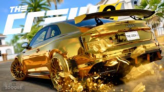 NEUER Audi RS5 in GOLD ?? - The Crew 2