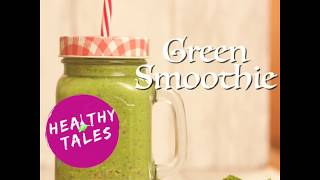 Green smoothie | Quick & Healthy Breakfast | Healthy smoothie for weight loss