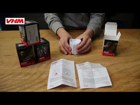 Unboxing VHM piston kit APYZ12521705A Yamaha YZ125