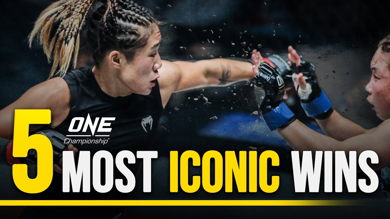 5 Most Iconic Wins In ONE Championship
