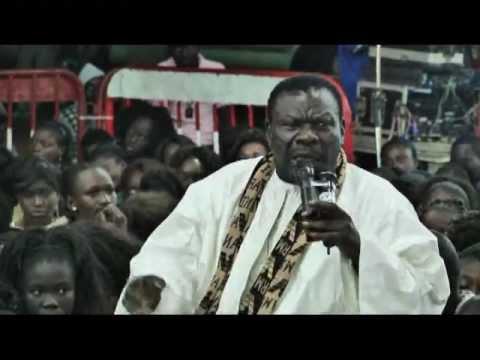 Intervention de Cheikh Béthio Thioune - Thiant à la cité Damel - Dakar - 01/04/2012