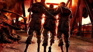 Brothers in Arms Hell's Highway Full Movie All Cutscenes