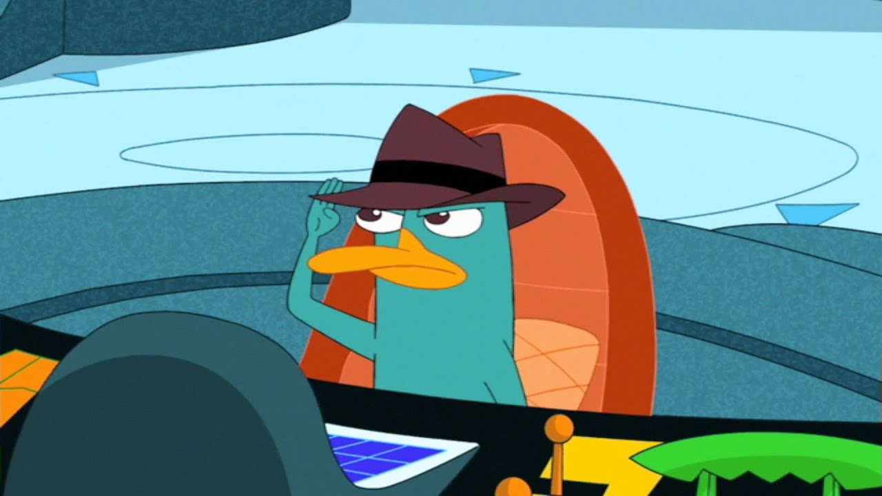 Agent P Rebel Spy - Phineas And Ferb Games | Play …