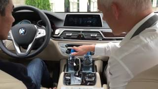 2016 BMW 7-Series Cool Features