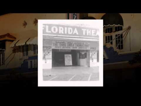 The Florida Theatre In Vero Beach