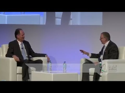 Interview with Jaan Albrecht, CEO, Saudi Arabian Airlines (SAUDIA) at ATM (April 2017)