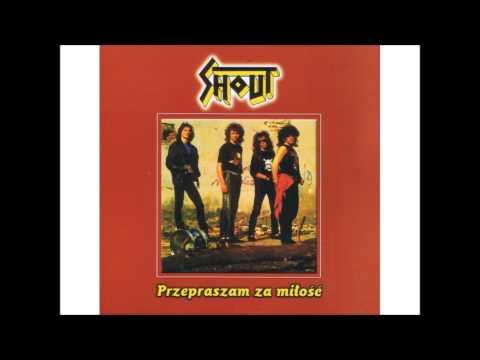 """Shout - Album"""" Przepraszam za milosc"""" z 1992"""