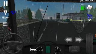 Symulator autobusu Public Transport symulator screenshot 1