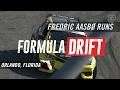 Formula Drift Orlando 2017: Fredric Aasbo Highlights