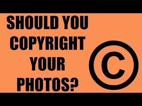 How To Copyright Your Photography | Q&A Ep.66