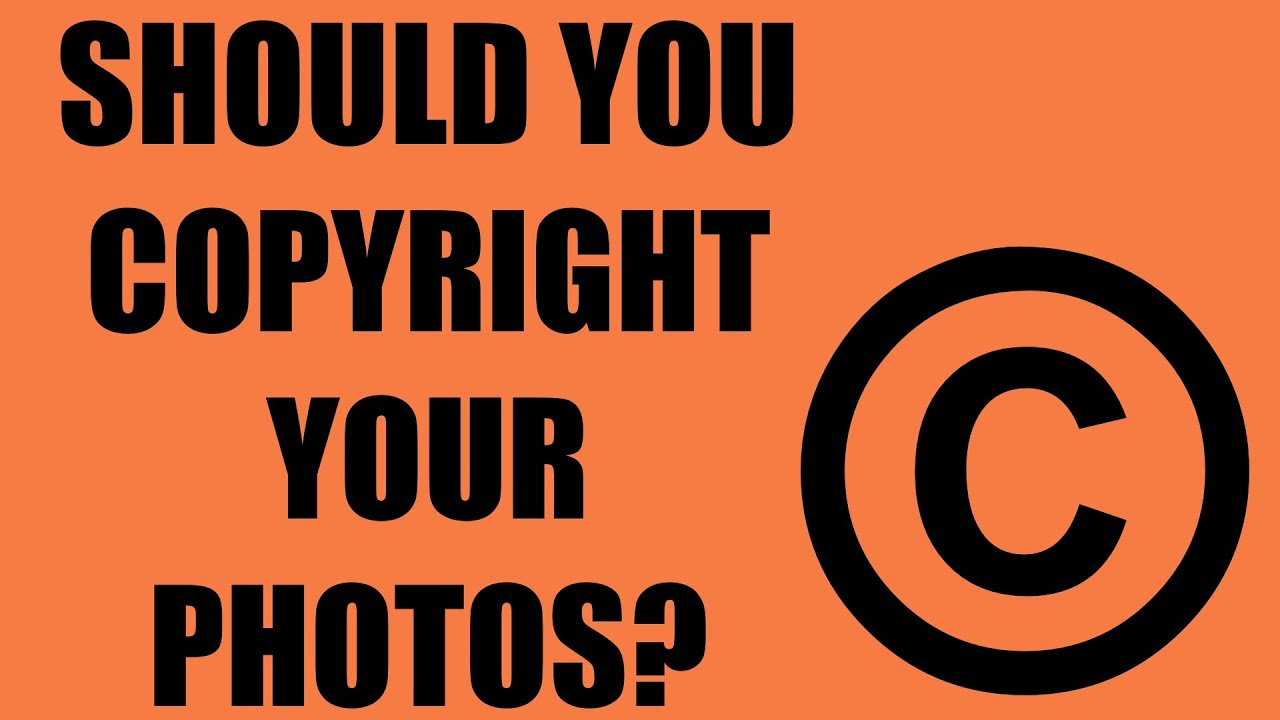 how to copyright your photography q u0026a ep 66 youtube