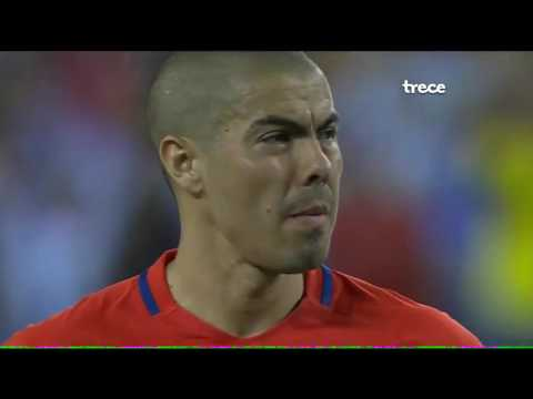 Argentina (2) 0-0 (4) Chile - Relato Ulisses Costa - Radio Bandeirantes de Brasil - Copa América '16