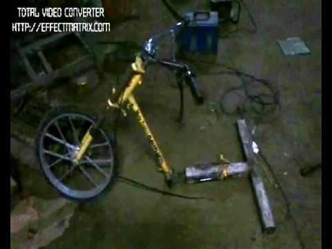 Como hacer un triciclo drift aviladrift la version mas - Como guardar bicis en un piso ...