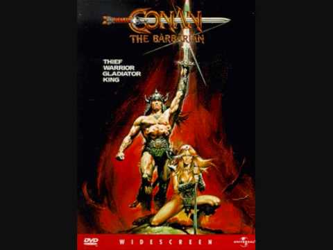 Conan Barbarian - Theme Song