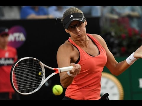 2017 Internazionali BNL d'Italia Second Round | Mirjana Lucic Baroni vs Sharapova | WTA Highlights