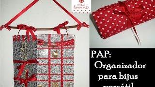 PAP – Organizador para bijus – Especial dia das Mães