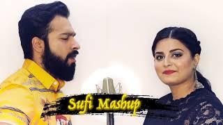 Download Lagu Modern Sufi Songs Mashup | @Deepshikha Raina  | Abhishek Raina | Best of Bollywood Sufi Songs Medley mp3