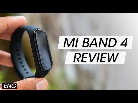 Mi Band 4 Unboxing and Review