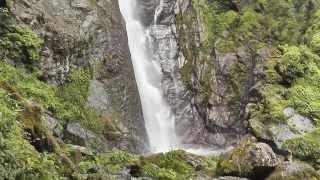 栴檀轟の滝 2013年夏