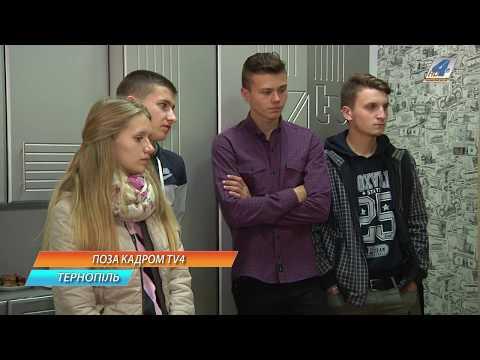 TV-4: На екскурсію до TV-4 завітали студенти-першокурсники технічного університету