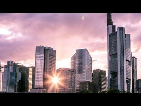 Frankfurt - Germany's ultimate skyline