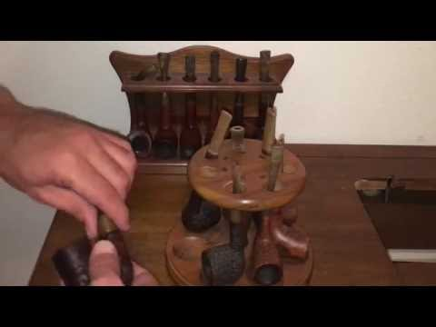 Estate Pipe Restoration Series How To Clean Tobacco Pipe - Part 1