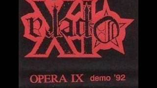 Opera IX - House of Agony