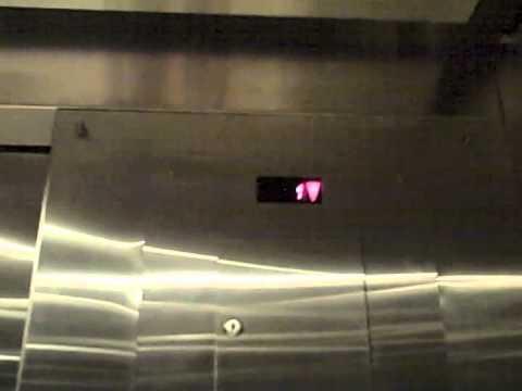 Schindler 330A Hydraulic Elevators-Christmas Tree Shops/Bed Bath Beyond Crystal Mall - YouTube