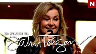 "Elisabeth Andreassen synger ""Gi meg fri""   En hyllest til Jahn Teigen   Dplay Norge"