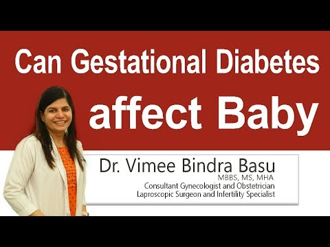 An Excessive Amount Of Iron Associated with Gestational Diabetes