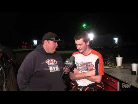 Moler Raceway Park   5.22.15   UMP Modifieds   Feature Winner   Josh Rice