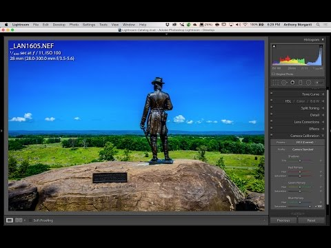 Learn Lightroom 6 / CC - Episode 9: Processing Work Flow Pt. 2