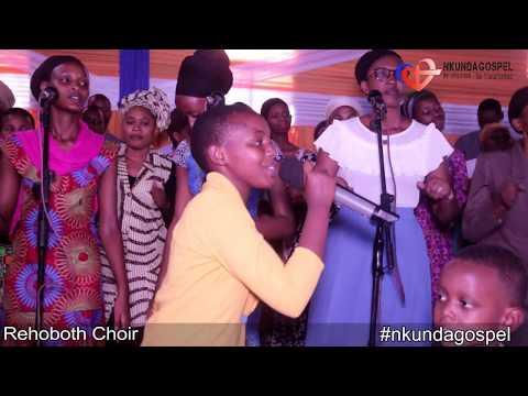 Korali Rehoboth Mu Ndirimbo Zabo Zikunzwe/ADEPR Mbugangari