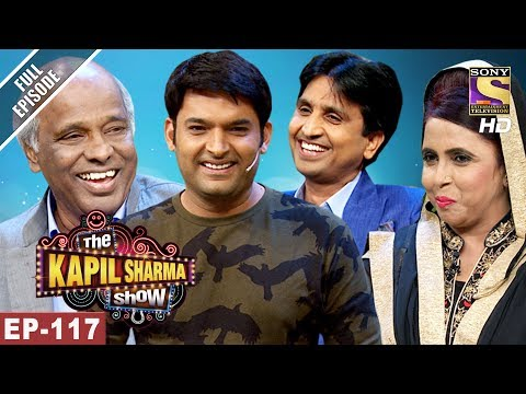 The Kapil Sharma Show - दी कपिल शर्मा शो - Ep - 117 - An Evening Of Shayari - 1st July, 2017