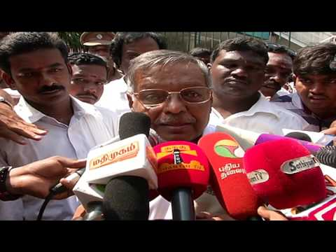 Jayalalitha News - Tamil Nadu Governor Visited Apollo Hospital Never Met Jayalalitha