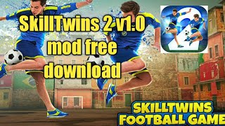 2 TÉLÉCHARGER IOS SKILLTWINS FOOTBALL GAME
