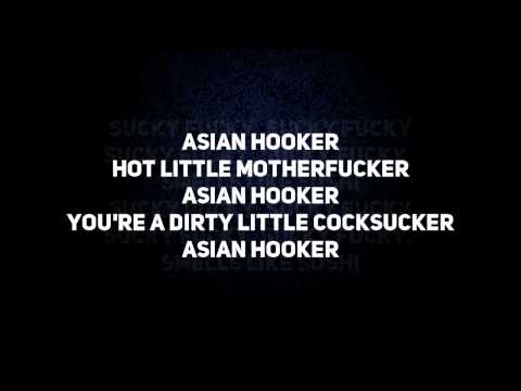 Steel Panther - Asian Hooker lyrics
