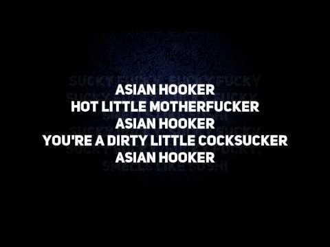 Steel Panther - Asian Hooker lyrics