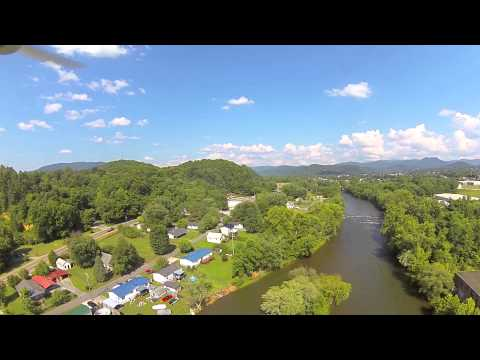 Aerial Video ~ Elizabethton, TN