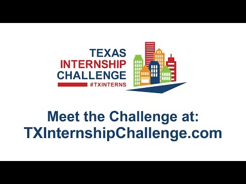 Employers Meeting the Texas Internship Challenge