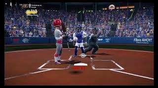 Super Mega Baseball 2 Walk off Olaf