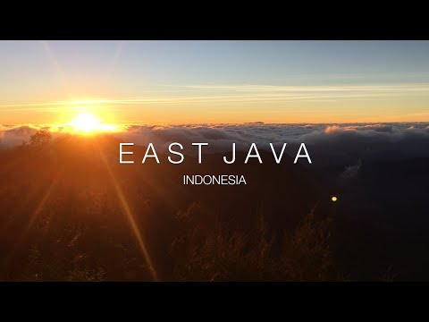 Exploring East Java, Indonesia | 2017