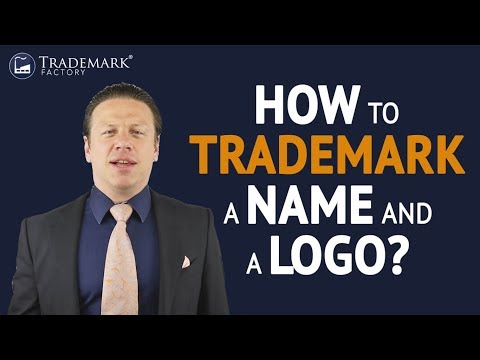 How To Trademark a Name and Logo | Trademark In Canada And USA