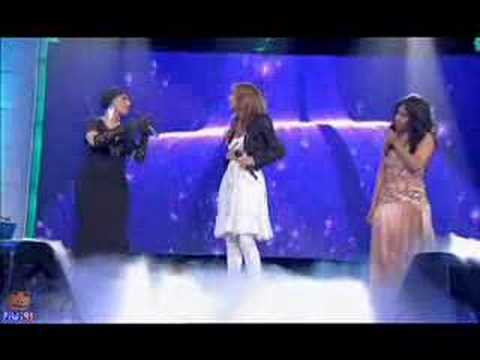 """My Heart Will Go On"" - Céline Dion, Amel Bent and Laam"