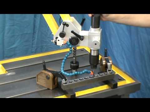 Pneumatic tapping machine CMA RNRM20.mpg