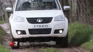 GREAT WALL STEED 2013 - TEST DRIVE